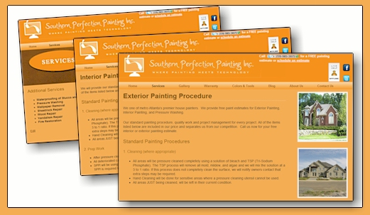 Atlanta Painters Tip of the Month: September 2008