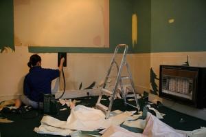 House Painters Photo courtesy of Ian Wilson