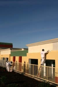 Commercial Painting Exterior Painters