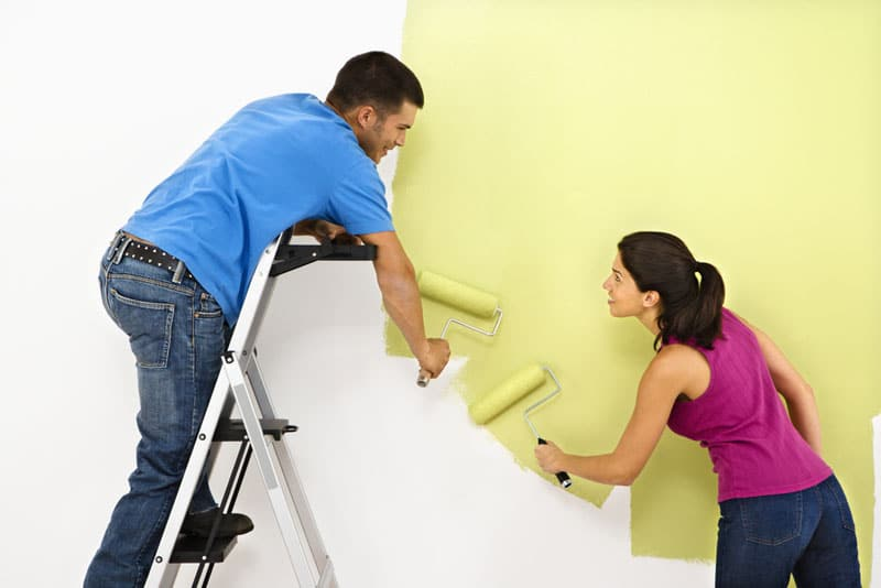 Residential Painting: 4 Life Hackers When DIY Painting Your Home
