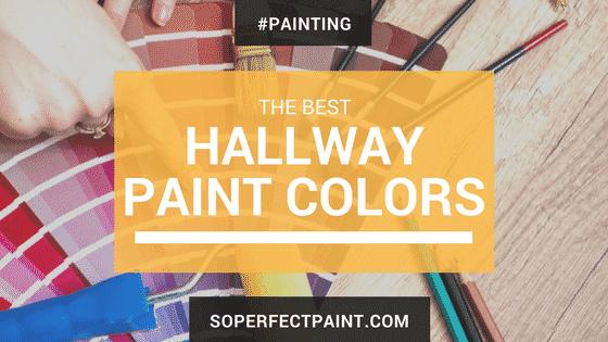 atlanta painter best hallway paint colors