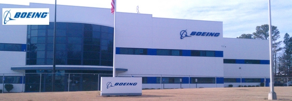 Boeing Industrial Painting