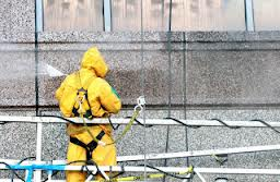 Industrial Painters on Pressure Washing