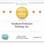 SPPI Best of 2012 Award Certificate