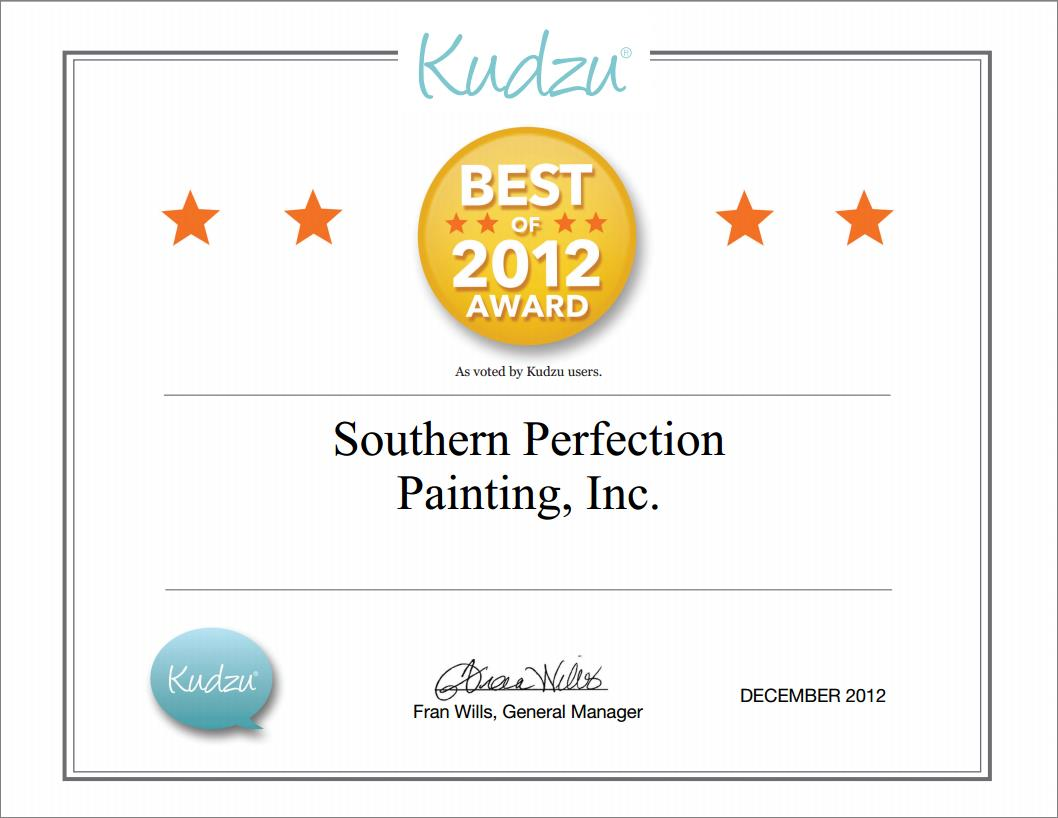 Painting Contractor Southern Perfection Painting