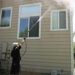 Residential Painters on Pressure Washing