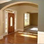 Residential Painting Natural Light and Paint Colors