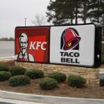KFC Taco Bell 1
