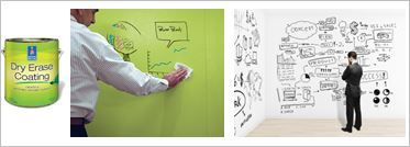 Commercial Painting - 2-in-1 Surface Walls