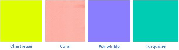 Home and Residential Painting - Tertiary Paint Colors
