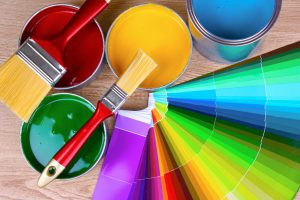 Residential Painting Low VOC Paint colors