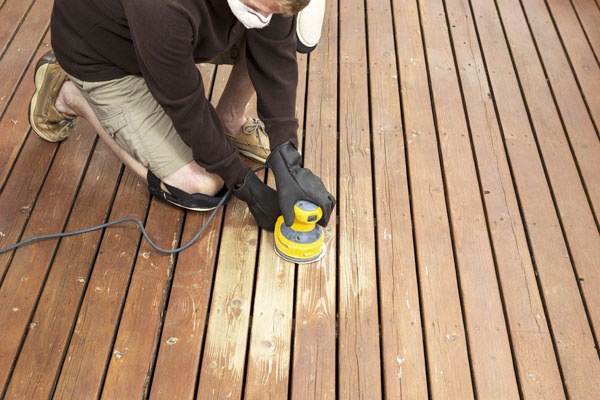 Commercial Painting: Your Deck is an Investment