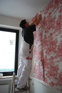 Atlanta, GA Wallpaper Removal - How to Remove Wallpaper