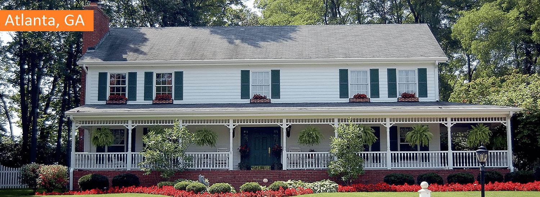 Atlanta GA residential painting