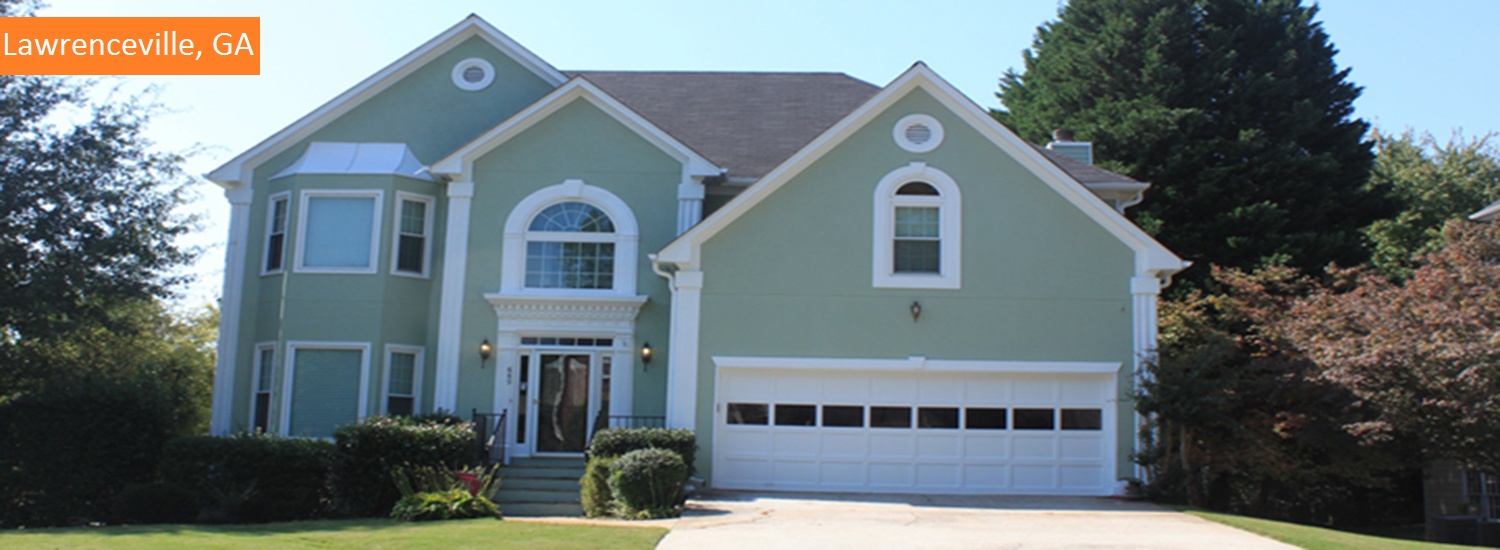 lawrenceville GA residential painting