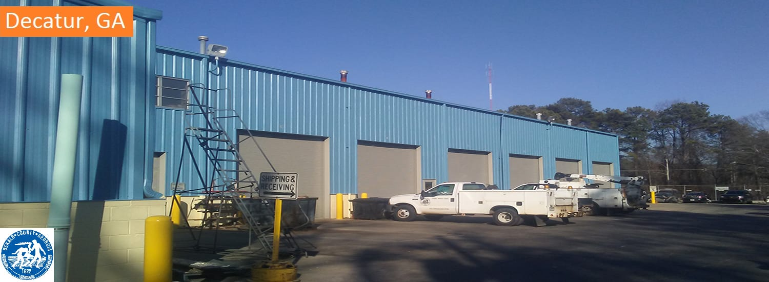 Decatour GA DeKalb County Commercial Painting Services