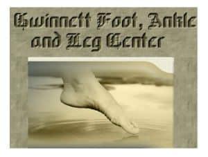 gwinnett foot ankle and leg