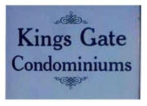 kings gate condo